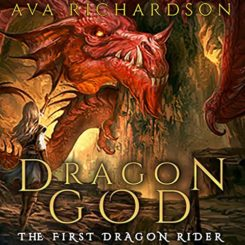 Promo: Dragon God by Ava Richardson