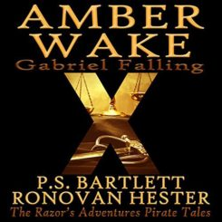 Book Review: Amber Wake: Gabriel Falling by P.S. Bartlett
