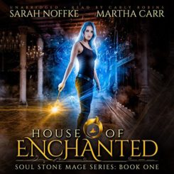 Book Review: House of Enchanted: The Revelations of Oriceran by Sarah Noffke, Martha R. Carr, Michael Anderle