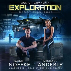 Book Review: Exploration: Age of Expansion by Sarah Noffke, J.N. Chaney, and Michael Anderle