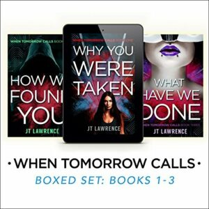 Book Review: When Tomorrow Calls by J.T. Lawrence