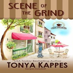 Book Review: Scene of the Grind by Tonya Kappes