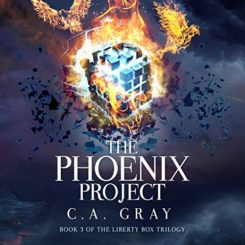 Promo and Giveaway: The Phoenix Project by C.A. Gray