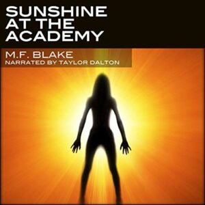 Book Review: Sunshine at the Academy by M.F. Blake