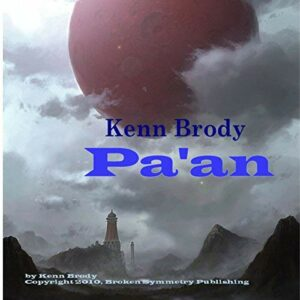 Book Review: Pa'an: and Aura by Kenn Brody