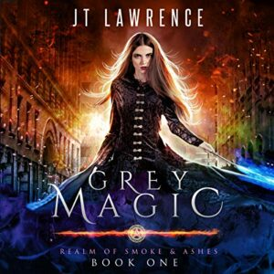 Book Review: Grey Magic by J.T. Lawrence