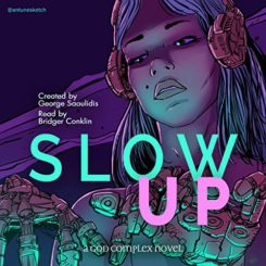 Book Review: Slow Up by George Saoulidis