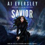 Book Review: Savior by AJ Eversley