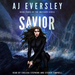 Promo and Giveaway: Savior by AJ Eversley