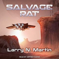 Book Review: Salvage Rat by Larry N. Martin