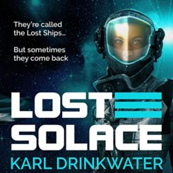 Book Review: Lost Solace by Karl Drinkwater