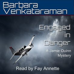 Book Review: Engaged in Danger by Barbara Venkarataman
