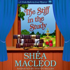 Promo: The Stiff in the Study by Shéa MacLeod