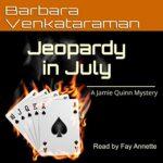 Book Review: Jeopardy in July by Barbara Venkataraman
