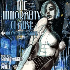 Book Review: The Immorality Clause by Brian Parker