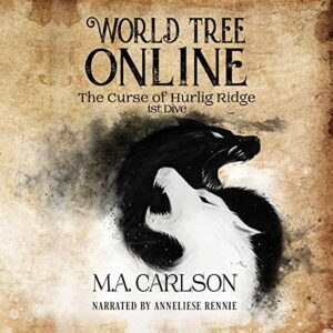 Boor Review: The Curse of Hurlig Ridge: 1st Dive (World Tree Online, #1) by M.A. Carlson
