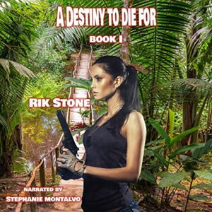 Book Review: A Destiny to Die For by Rik Stone