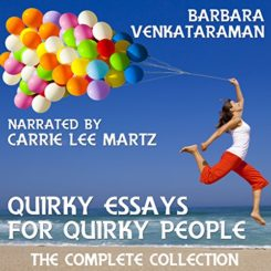 Book Review: Quirky Essays for Quirky People: The Complete Collection by Barbara Venkataraman