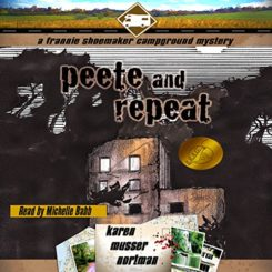 Book Review: Peete and Repeat by Karen Musser Nortman