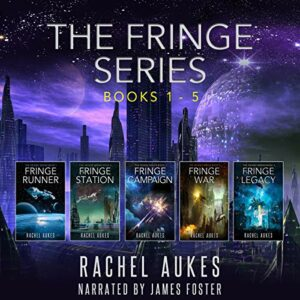Book Review: The Fringe Series Omnibus by Rachel Aukes