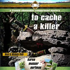 Book Review: To Cache a Killer by Karen Musser Nortman