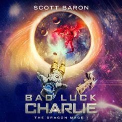 Book Review: Bad Luck Charlie by Scott Baron