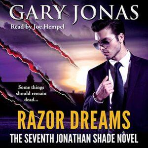 Book Review: Razor Dreams (Jonathan Shade #7) by Gary Jonas