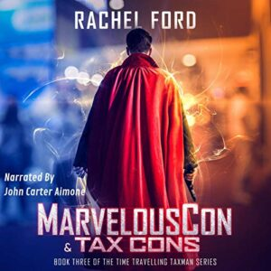 Book Review: MarvelousCon & TaxCons by Rachel Ford