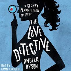 Book Review: The Love Detective by Angela Dyson