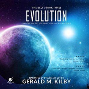 Book Review: Evolution (The Belt #3) by Gerald M. Kilby