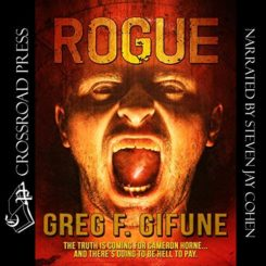 Book Review: Rogue by Greg F. Gifune