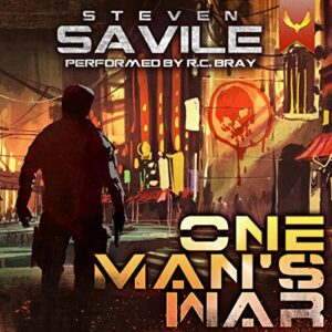 Book Review: One Man's War by Steven Savile