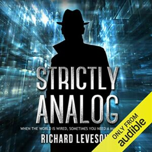 Book Review: Strictly Analog by Richard Levesque