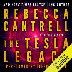 Book Review: The Tesla Legacy by Rebecca Cantrell