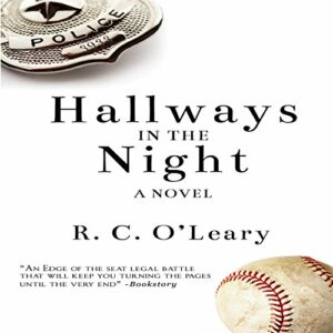 Book Review: Hallways in the night by R.C. O'Leary