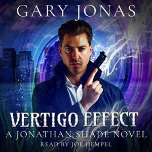 Book Review: Vertigo Effect right (Jonathan Shade #8) by Gary Jonas