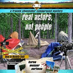 Book Review: Real Actors, Not People by Karen Musser Nortman