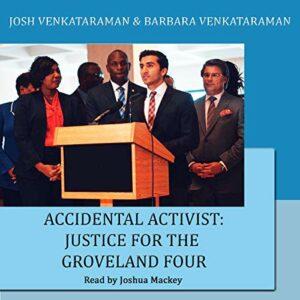 Book Review: Accidental Activist: Justice for the Groveland Four by Josh Venkataraman, Barbara Venkataraman