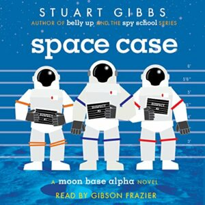 Book Review: Space Case by Stuart Gibbs