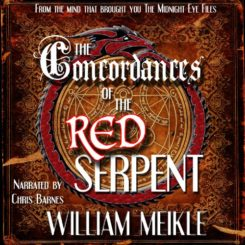 Book Review: The Concordances of the Red Serpent by William Meikle
