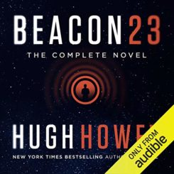 Book Review: Beacon 23 by Hugh Howey