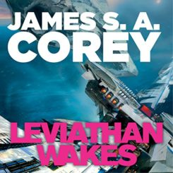 Book Review: Leviathan Wakes by James S.A. Corey