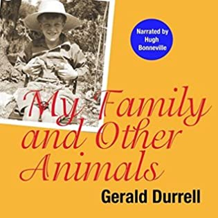 Book Review: My Family and Other Animals by Gerald Durrell