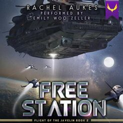 Book Review: Free Station by Rachel Aukes
