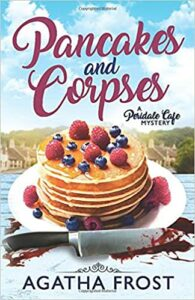 Book Review: Pancakes and Corpses by Agatha Frost