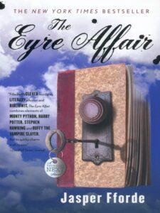 Book Review: The Eyre Affair by Jasper Fforde
