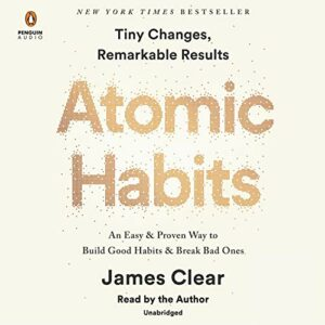 Book Review: Atomic Habits by James Clear
