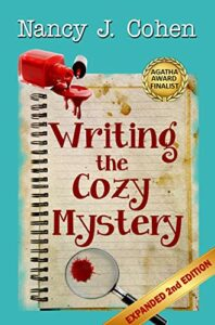 Book Review: Writing the Cozy Mystery by Nancy J. Cohen