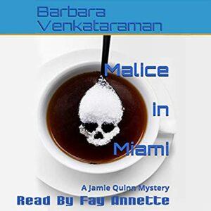 Book Review: Malice in Miami by Barbara Venkataraman
