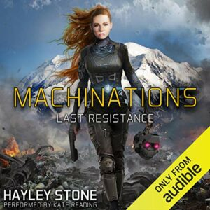 Book Review: Machinations by Hayley Stone